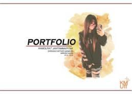ตัวอย่าง Portfolio